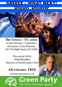 Greek leaflet